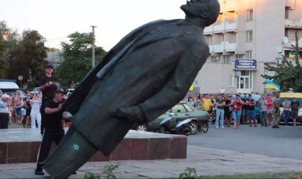 Ленин, Покровский / ТСН