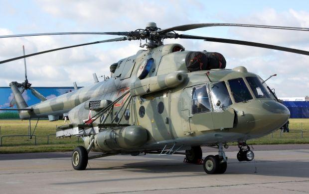 Мі-8МТВ-1 / armystrong.ru
