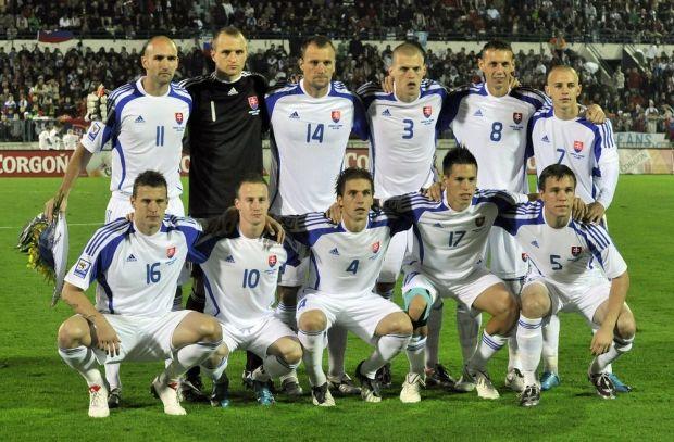 Сборная Словакии стартует в отборе на Евро матчем с Украиной / photo-finish.ru