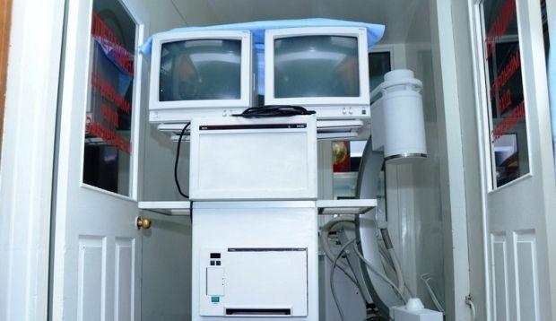 Военные медики получили электронно-оптический преобразователь