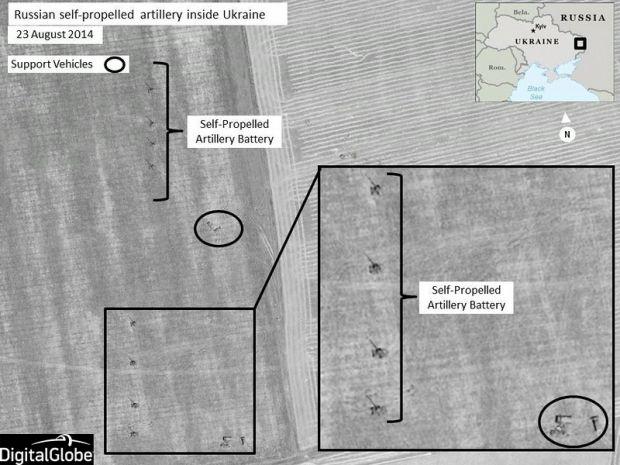 Российские войска остаются в Украине