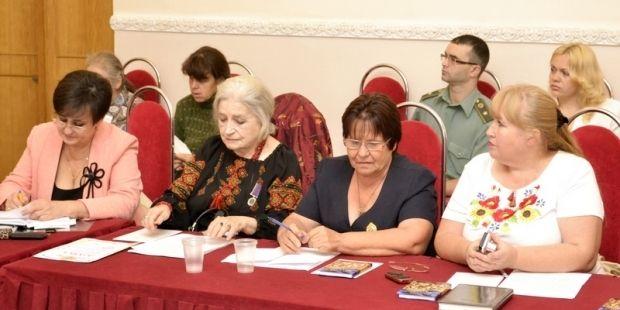 Солдатські матері України провели конференцію / Фото прес-служба Міністерства оборони