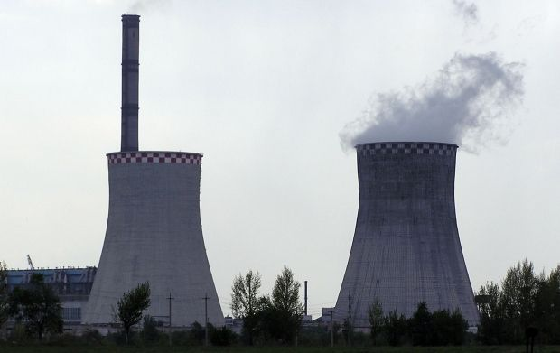 Украина просит помочь с очисткой дыма ТЭС  / wikimedia.org