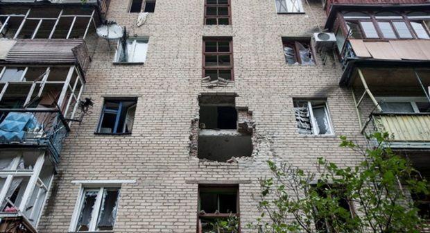 Военные действия на Донбассе вынуждают жителей региона покидать свои дома / thekievtimes.ua