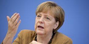 Меркель признала противостояние между Украиной и Россией
