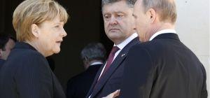 Украинский интерес. Путин обостряет по максимуму, ожидание Меркель и газовая неопределенность