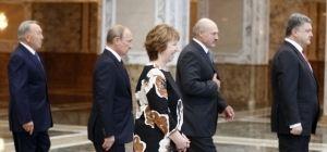 Встреча Украина – ЕС – «Евразийская тройка»