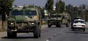 Вторжение российской армии в Украину