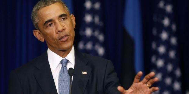 Обама сша сплотили мир против