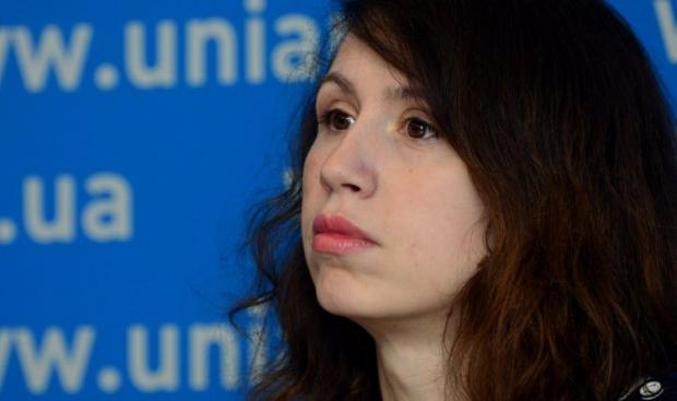 Татьяна Чорновол / Фото УНИАН