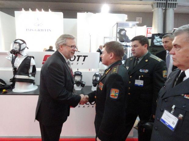 Визит делегации Министерства обороны Украины в Польшу