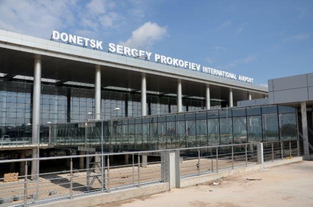 Из-за обстрела в районе аэропорта поврежден газопровод / segodnya.ua