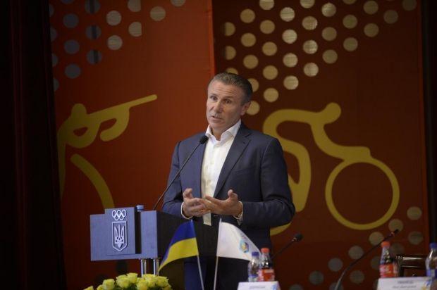 Сергій Бубка відзначив активну життєву та соціальну позицію спортсменів / noc-ukr.org