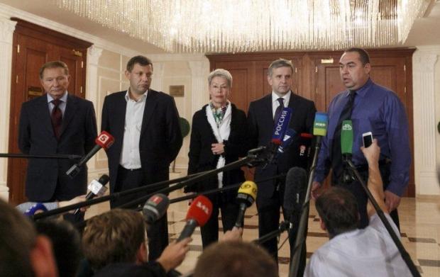 В Минске возобновятся переговоры