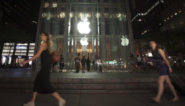 """1410244393-6654 Apple получила патент на технологии для """"умных"""" автомобилей"""