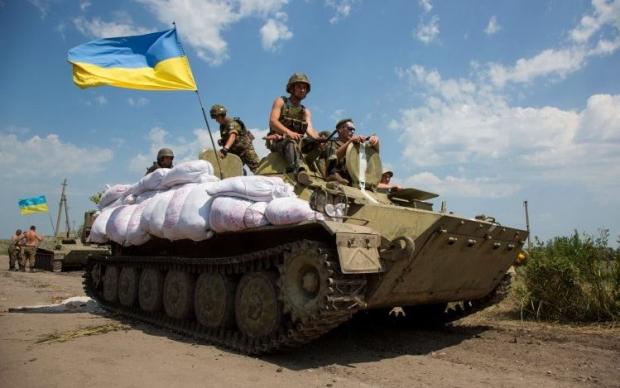 У Порошенко отметили, что АТО продолжится / Фото УНИАН