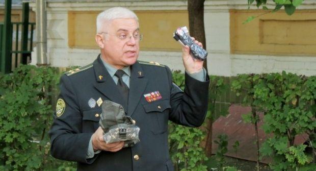 Андронатий, аптечка / Минобороны Украины