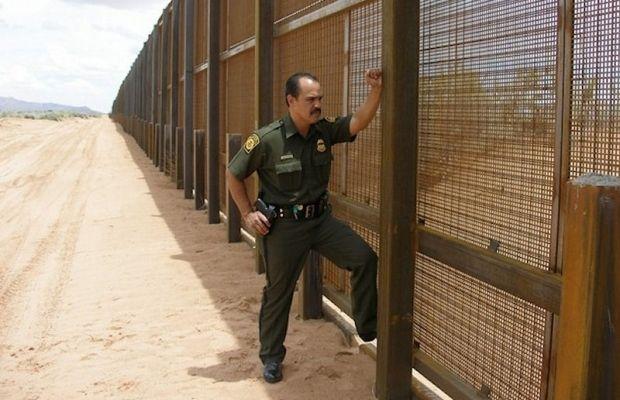 На границе с Мексикой строят стену / globalsecurity.org