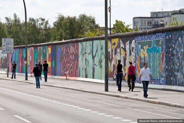 Берлинская стена bigpicture.ru