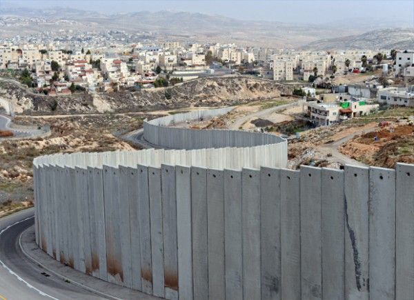 Стена между Израилем и сектором Газа / durdom.in.ua