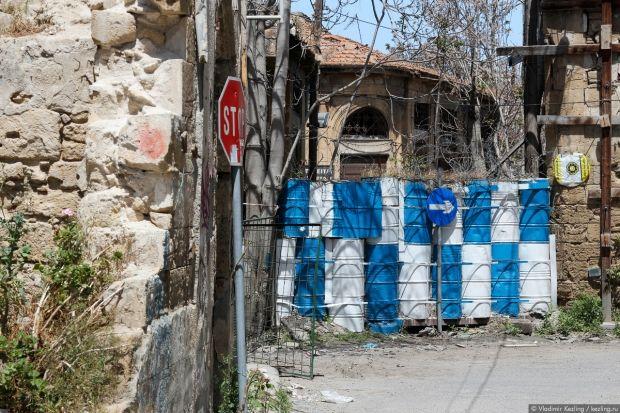 Стена на Кипре / kezling.ru