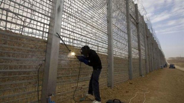 Стена на границе с Сирией / www.mirislama.com