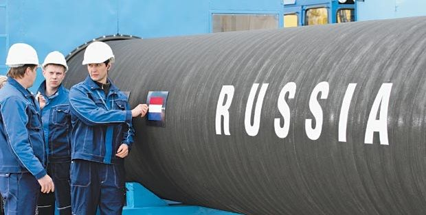 Россия начала ограничивать поставки газа в Европу, чем обрекает свою экономику на коллапс / kievvlast.com.ua