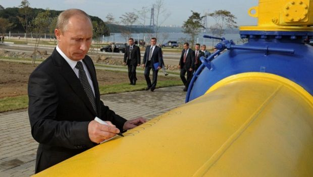 РФ шантажирует ЕС в преддверии новых санкций - снижает поставки газа в Европу / www.svoboda.org