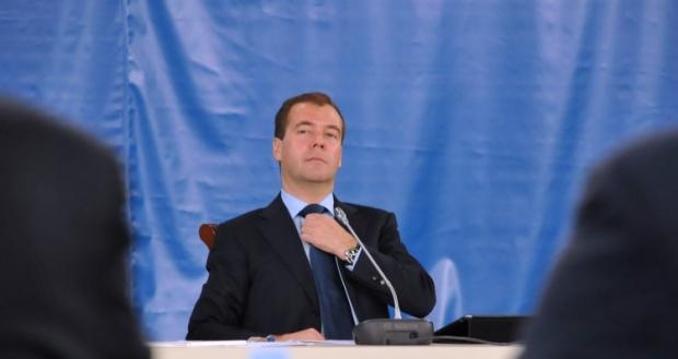 Доходы Медведева выросли двое / Фото УНИАН