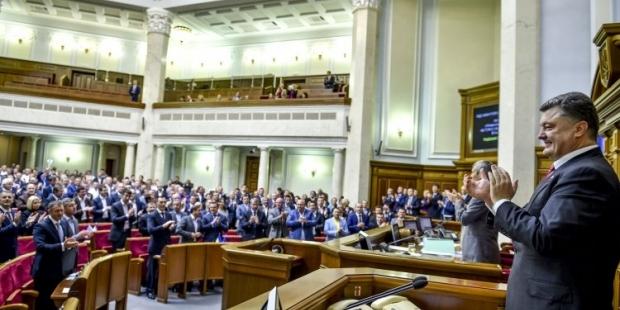 Порошенко считает, что Украина получила 1,5 года форы