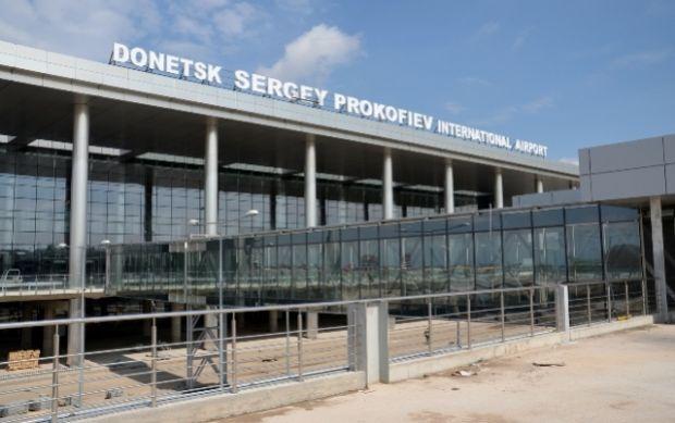 Донецкий аэропорт - под контролем украинских военных / segodnya.ua