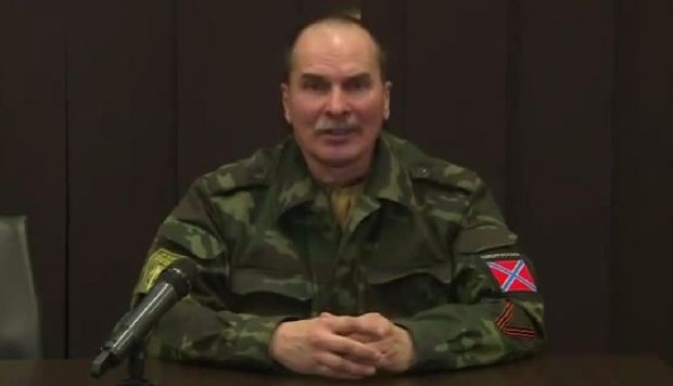 Березин жалуется на поведение боевиков