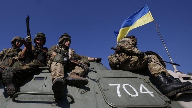 Украина тратит на армию до 95 миллионов гривень в день