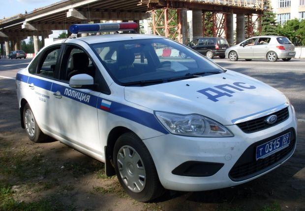 Российская полиция поймала странного угонщика / Wikipedia