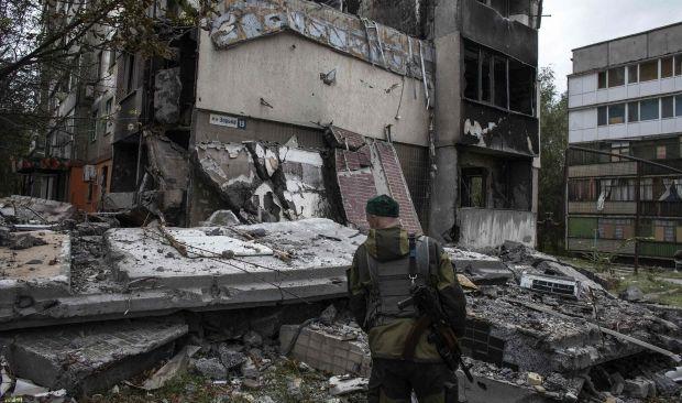 Боевики в ОРДО во время застолья спровоцировали взрыв боеприпасов - разведка