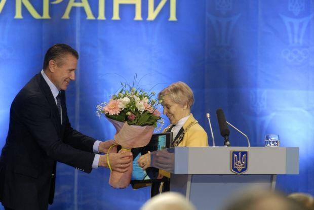 Нина Бочарова празднует юбилей / noc-ukr.org