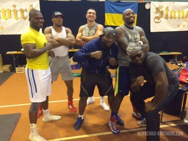 Нынешний тренировочный лагерь Кличко был одним из лучших / klitschko-brothers.com