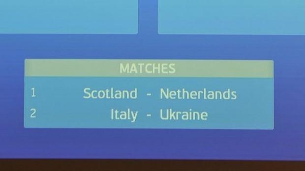 Жребий определил в соперники украинкам сборную Италии / uefa.com