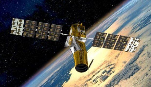 телескоп был предназначен для слежения за спутником