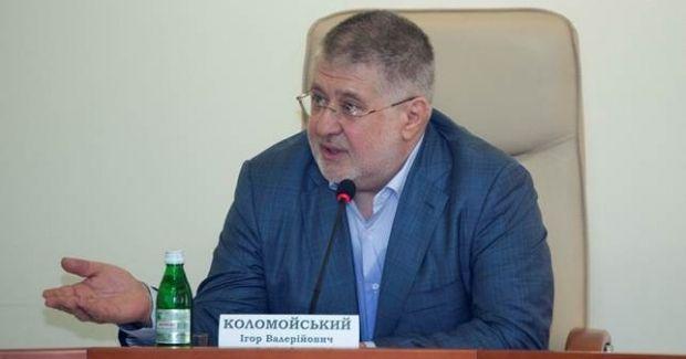 Коломойский: сесть за стол переговоров стороны заставила зима