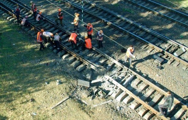 Теракт не завадить роботі залізниці / dumskaya.net