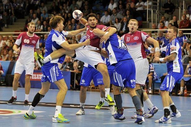 """""""Мотор"""" проиграл венграм с минимальным счетом / handball.motorsich.com"""