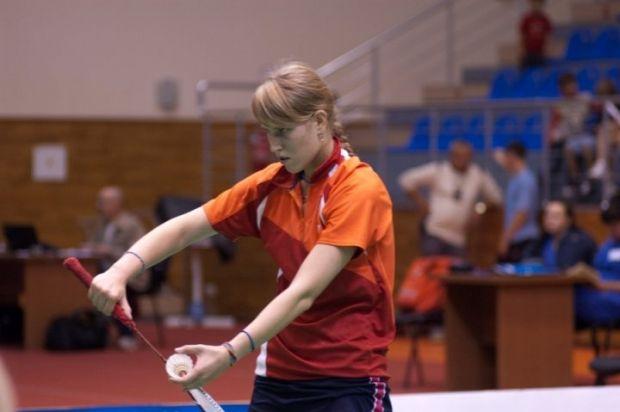 Мария Улитина выиграла серебро турнира в Праге / badmintonstory.com