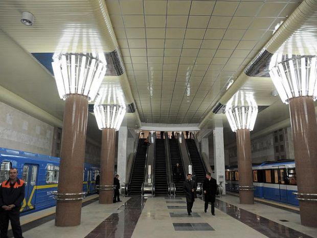 """Станция """"Демеевская"""" / tochka.net"""
