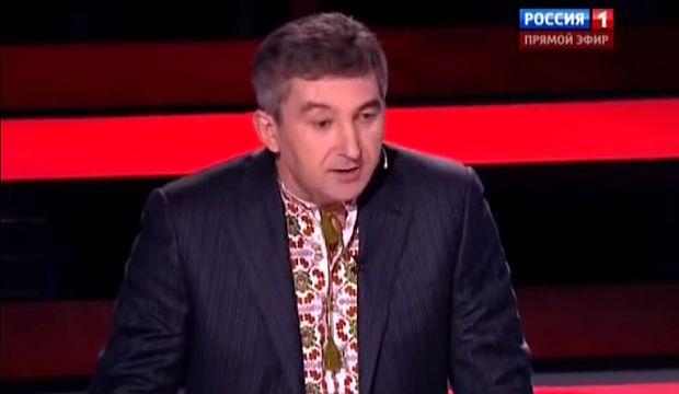 Віталій Грушевський виступив в ефірі каналу