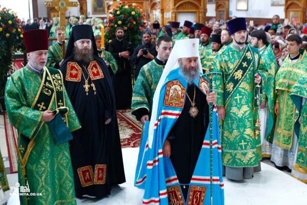 Фото: Информационный отдел Одесской епархии УПЦ.