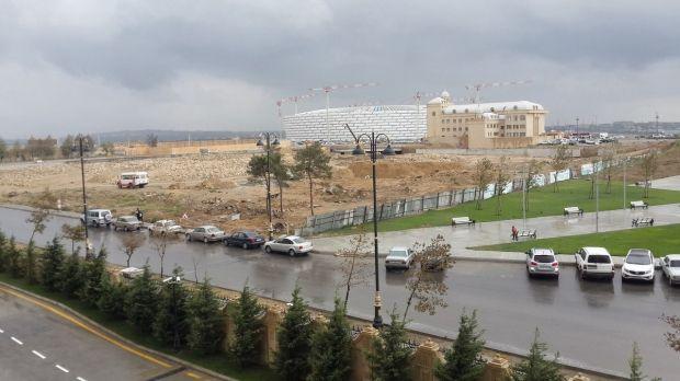 Национальный стадион