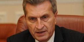 Цена на газ до марта - 385 долл., долг в 3,1 млрд долл. Украина оплатит до конца года - Эттингер