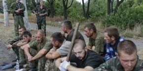 Опубликованы имена украинских бойцов, которых вчера освободили из плена