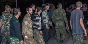 Из плена боевиков освобождены уже более тысячи человек